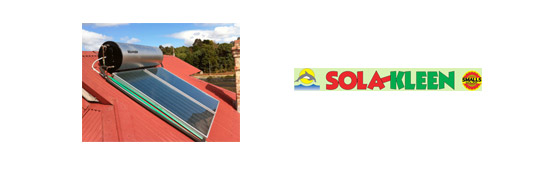 Maintain your solar hot water system